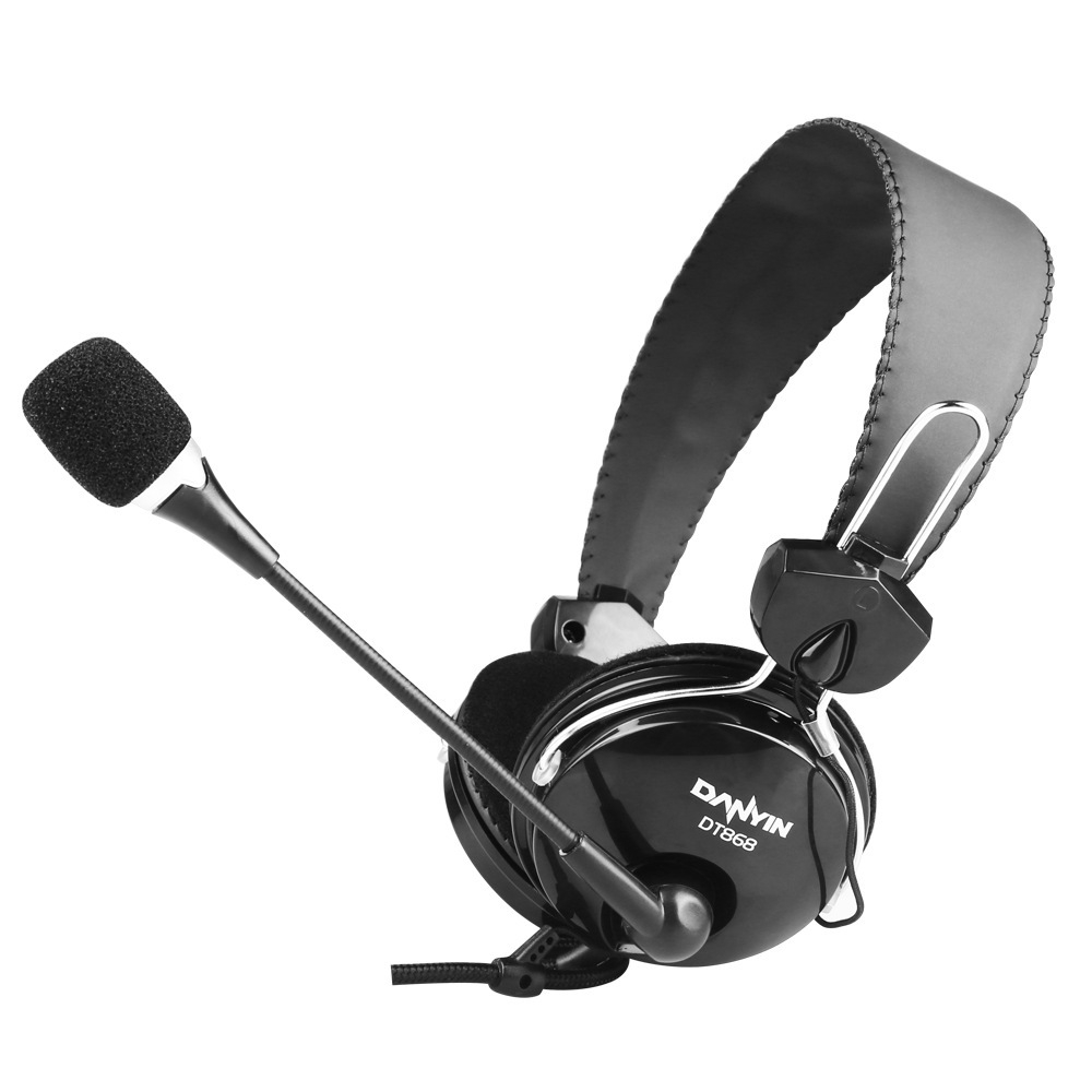 Electro Acoustic Dt868 Head Mounted Wired Telephone Headset Test Four Or Six Metal Intercom Volmats Marketplace